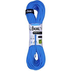Beal Opera Corda arrampicata 8,5mm 50m, blue